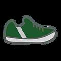 Shoes M Green Stripe.png