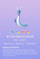 Dragonair Pokedex