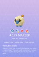 Mareep Pokedex
