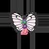 Butterfree shiny