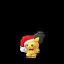 Pichu festive shiny