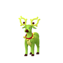 Stantler holiday shiny