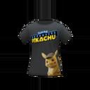 Shirt Detective Pikachu