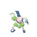 Mr. Mime shiny