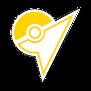 Arena-Marker Gelb