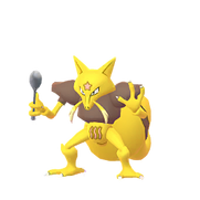 Kadabra female