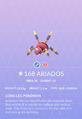 Ariados Pokedex.png