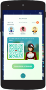 Trainer Battle nearby code