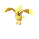 Pidgeot shiny