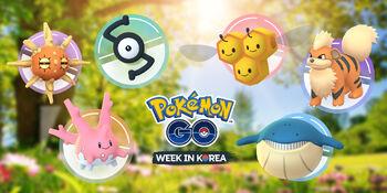 Pokemon Go Nests 2019
