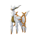 Arceus ground