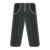 Pants F Grey Black