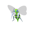 Beedrill shiny.png