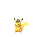 Pikachu female detective