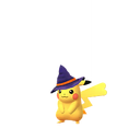 Pikachu female witch