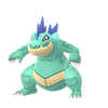 Feraligatr shiny