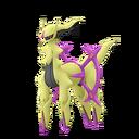 Arceus poison shiny