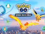 Pokémon GO Week in Korea