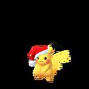 Pikachu festive