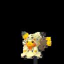 Pikachu female fall shiny