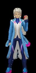 Team Leader Blanche