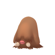 Piloswine female