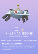 Magnezone Pokedex