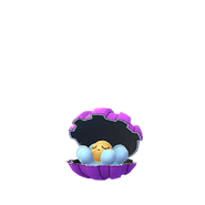 Clamperl shiny