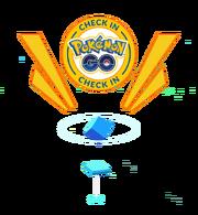 Check-in PokéStop