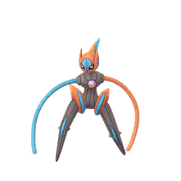 Deoxys speed