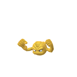 Image result for pokemon go shiny geodude