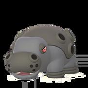 Hippowdon female