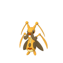 Shiny male