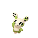 Spinda shiny