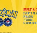 Pikachu Meet & Greet