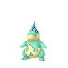 Croconaw shiny