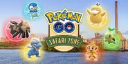 Pokémon GO Safari Zone Porto Alegre