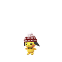 Pichu winter shiny