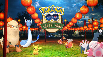 Pokémon GO Safari Zone | Pokémon GO Wiki | FANDOM powered by