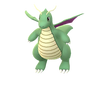 Dragonite shiny