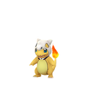 Charmander fall shiny