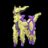 Arceus ghost shiny