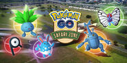 Pokémon GO Safari Zone New Taipei City