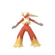 Blaziken female