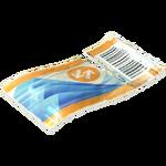Buddy souvenir torn ticket