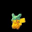 Pikachu rayquaza shiny