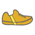 Shoes F Yellow Stripe.png