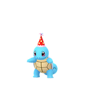 Squirtle party hat