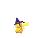 Pikachu witch
