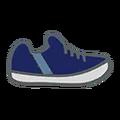 Shoes M Blue Stripe.png